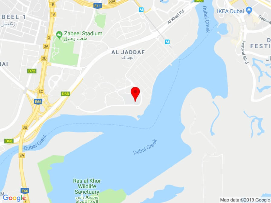 Google Map of Swiss International Scientific School Dubai